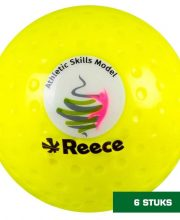 Reece ASM Hockey Adaptaball dimple Geel