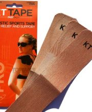 KT Tape Synthetic Pro Fastpack 3 Strips Beige