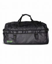 Osaka SP Sportsbag – Black / Green