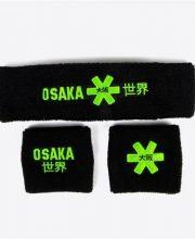 Osaka Sweatband Set 2.0 – Black