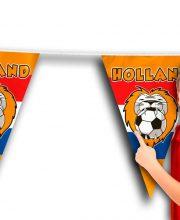Mega Vlaggenlijn ORWB leeuw 10mtr