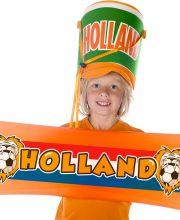 Uitrol banner holland m leeuw ORWBá
