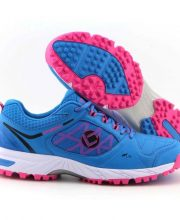 Brabo Tribute Blue / Pink JR hockeyschoenen | 25% DISCOUNT DEALS