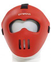 Brabo Face Mask Jr. Red
