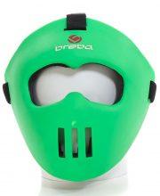 Brabo Face Mask Jr. Lime Green