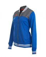 Brabo Tech jacket women – Royal Blue