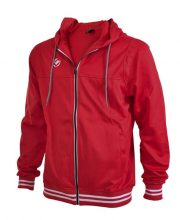 Brabo Tech hooded men – Red
