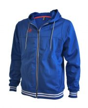 Brabo Tech hooded men – Royal blue