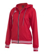 Brabo Tech hooded women – Red