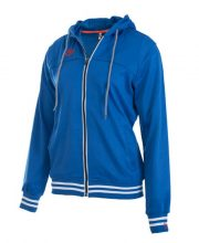 Brabo Tech hooded women – Royal blue