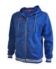 Brabo Tech hooded kids – Royal blue