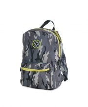 Brabo Backpack Storm Camo Yellow