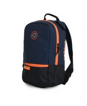 Brabo Backpack Team TC Blue/Black/Orang