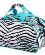 Brabo Animal Zebra Shoulderbag