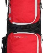 TK TOTAL TWO 2.2 STICKBAG, RED