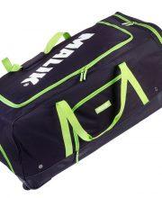 Malik Keepers Bag Black Green