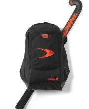 Dita Backpack Original Edition Black / Fluo Red