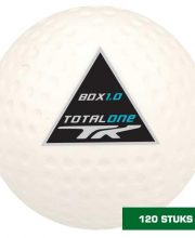 TK 120 stuks 1.0 FIH Dimple hockeybal wit