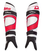 Dita Shinguard Ortho Plus Senior Wit/Rood/Zwart