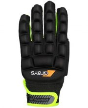 Grays International Pro Glove Black/Neon Yellow Links