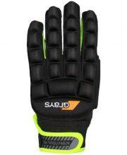 Grays International Pro Glove Neon geel RECHTS