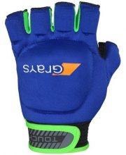 Grays Touch Glove Links Blauw/Groen