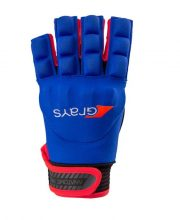 Grays Anatomic Pro Glove Neon Blue/Neon Red Links