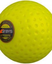 Grays Hockeyball X-Large – Neon Geel