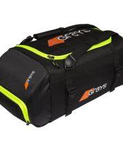 Grays GR800 Sporttas Zwart/Neon Geel