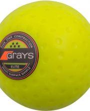 Grays Hockeybal Elite Geel