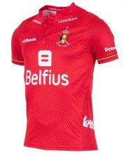 Reece Belgium Match Shirt Heren Replica – Red