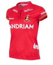 Reece Belgium Match Shirt Dames Replica – Red