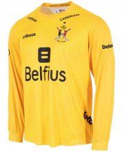 Reece Belgium Hockey GK Heren shirt Replica – Yellow