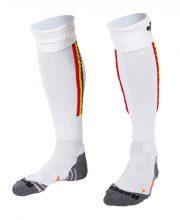 Reece Belgium hockey Match Sock Replica – White