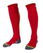 Reece Belgium hockey Match Sock Replica – Red