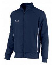 Reece Core woven jacket Uni navy Senior