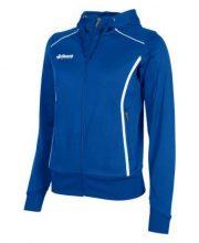 Reece Core TTS Hooded Full Zip Ladies – Blue