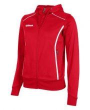 Reece Core TTS Hooded Full Zip Dames – Red