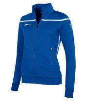Reece Varsity TTS Top Full Zip Dames Blauw