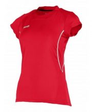 Reece Core Shirt Dames – Red