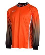 Reece Luke Keeper Shirt – Orange/Black