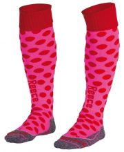 Promo dot sock red/pink (Aktie)