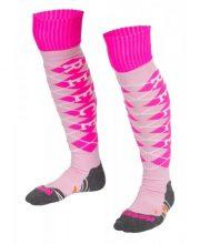 Reece Highfields Socks Pink/White BURB