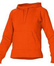 Reece Hooded Sweat Ladies Oranje SR