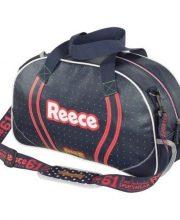 Reece Simpson Hockey Bag – Navy/Red