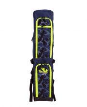 Reece Junior Stick Bag – Navy/Yellow