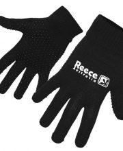 Knitted Player Glove Zwart SR