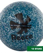 Reece dozijn Glitterbal blauw