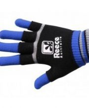 Reece Knitted Player Glove 2 in 1 Zwart/Blauw