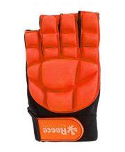 Reece Comfort Half Finger Glove – Orange